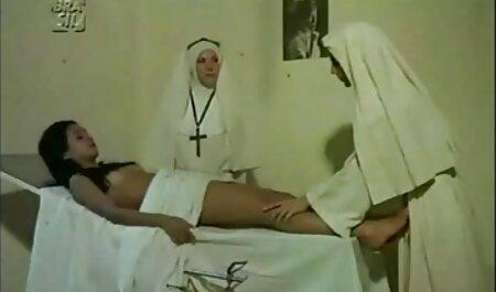 Films porno: busty Nonne baisée par le prêtre voir des films pornographique